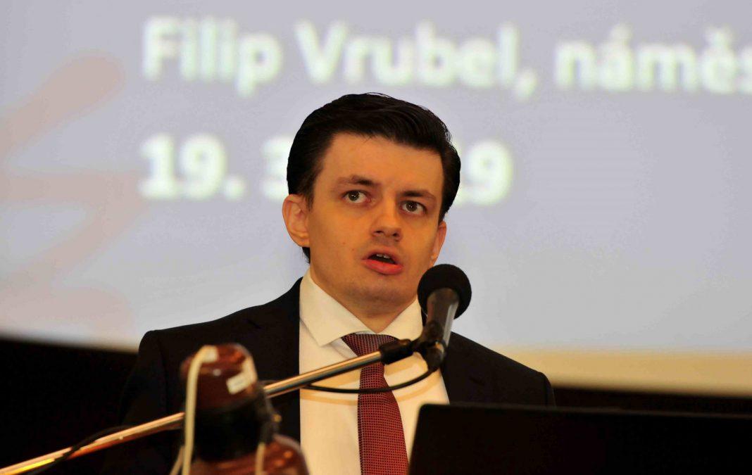 Filip Vrubel, vysoce inovativní léky