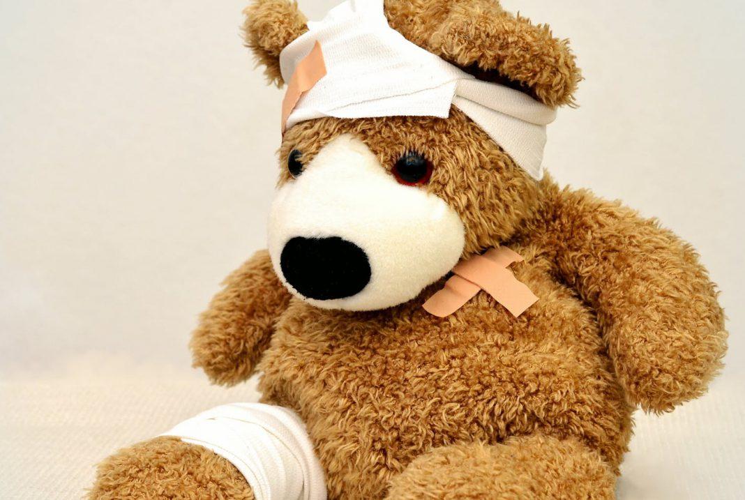 lékárnička medvídek