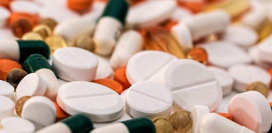 počet užívaných léků