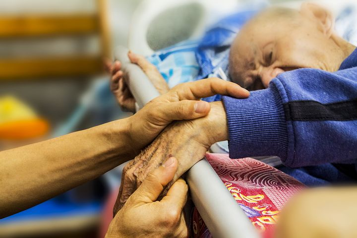 duchovní peče v nemocnicích