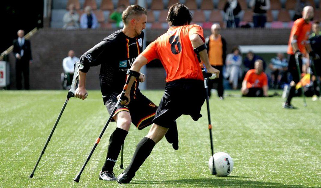 zdravotně postižení fotbal