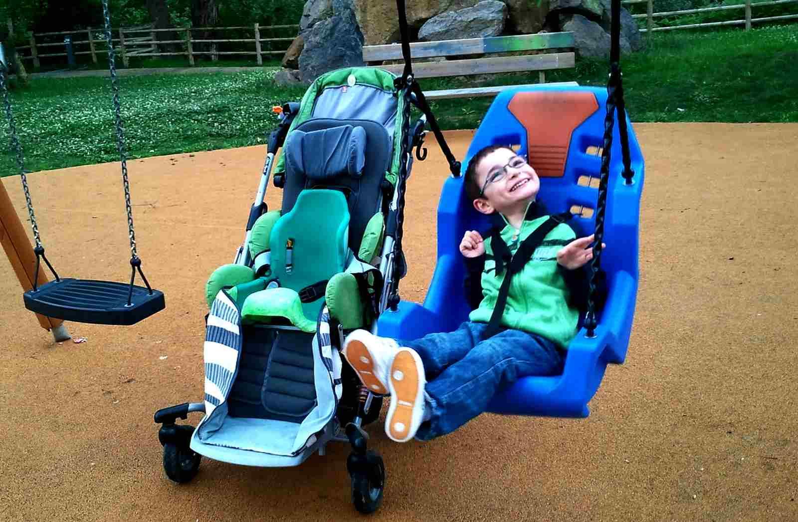dětí se zdravotním postižením