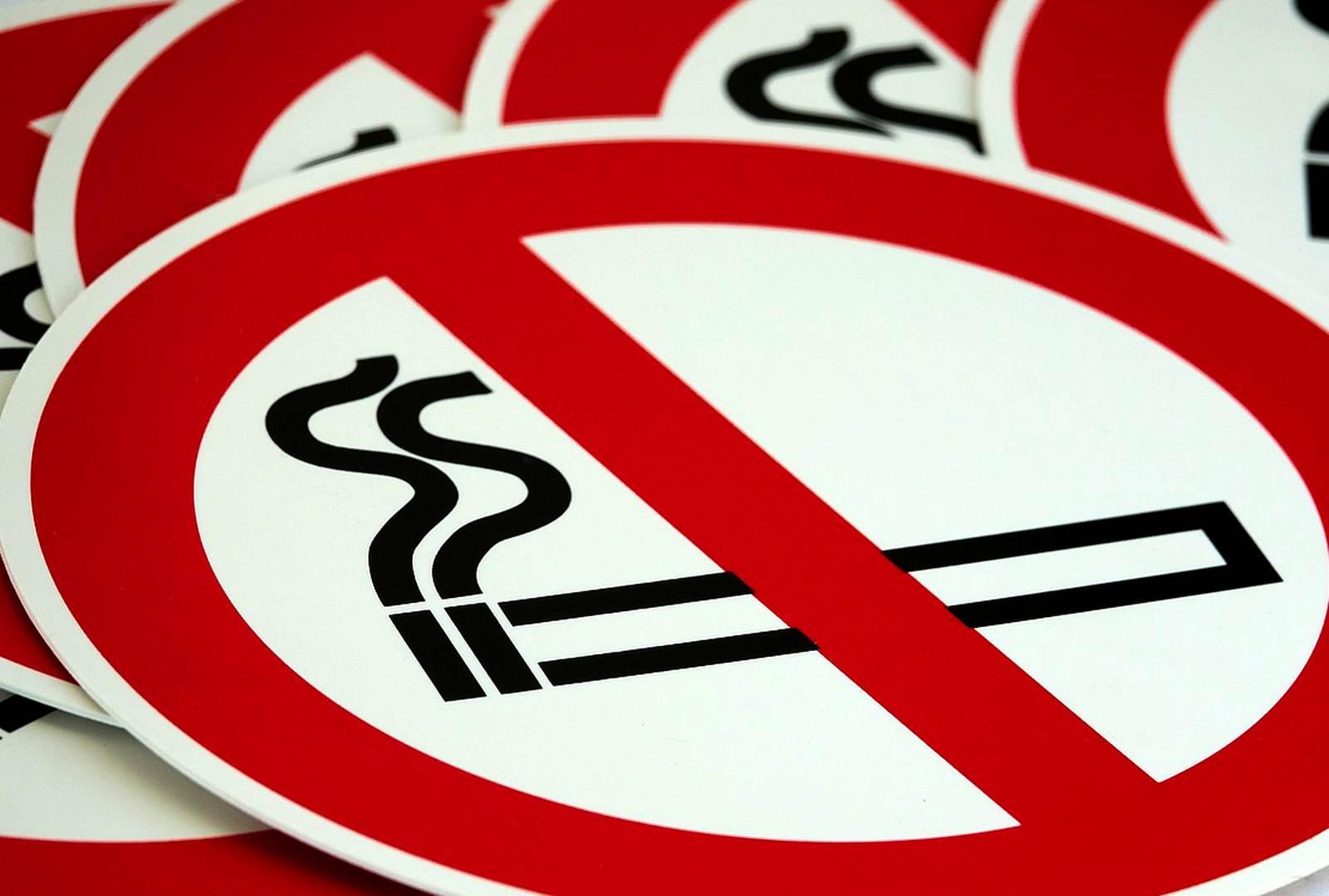 nákup tabáku