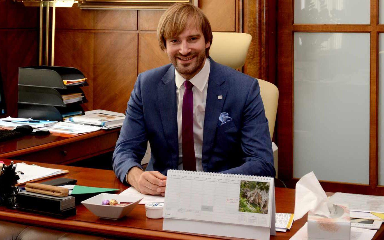 ministr Vojtěch