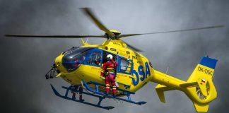 DSA letecká záchranný služba