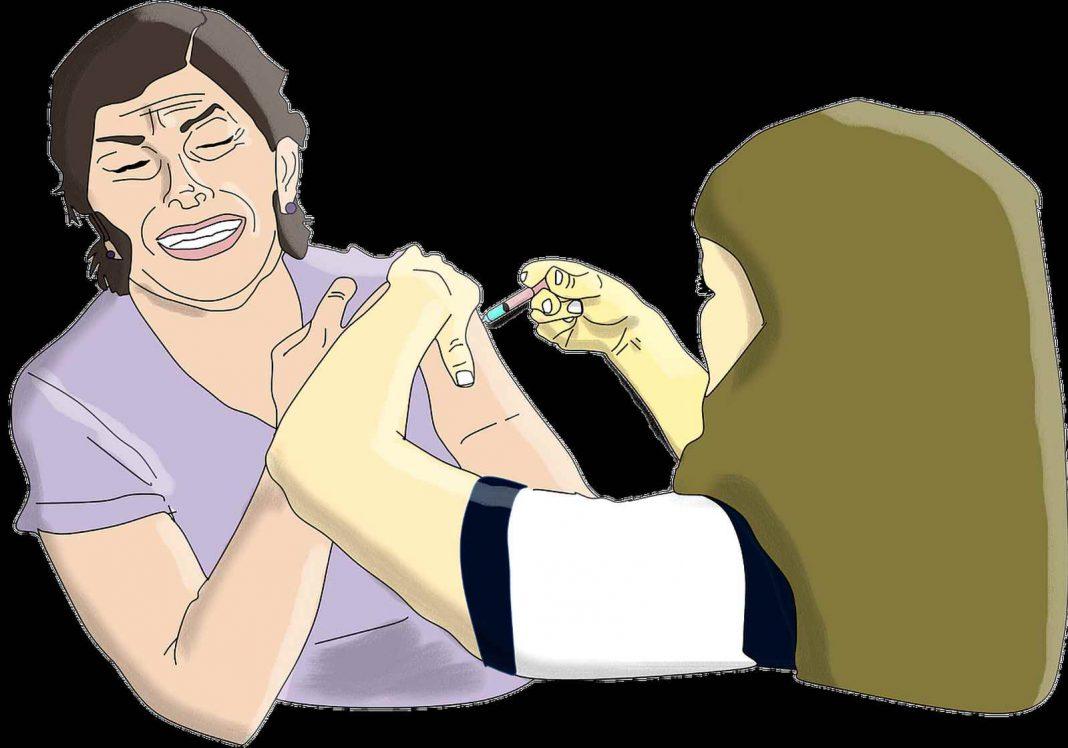 odmítat očkování